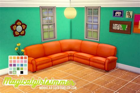 simsworkshop modular sofa by magicalgirlsimmer sims 4 downloads