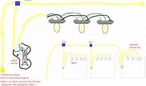 Wiring Diagram For Basement Lights