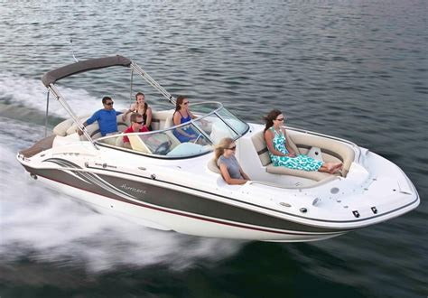 Boat Insurance And Hurricanes by 2014 Hurricane Sundeck 2400 Io Power Boat For Sale Www
