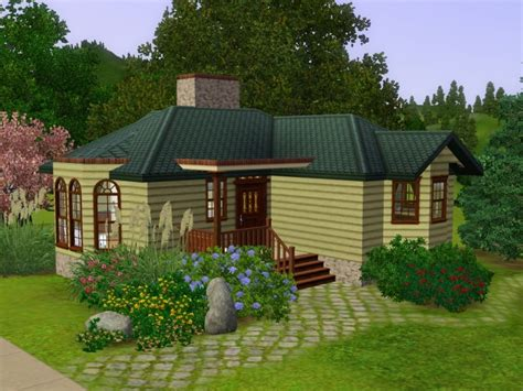19 Best Beautiful Sims 3 Houses - House Plans