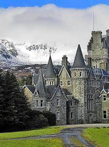 Scottish Highland Castles Scotland