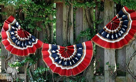Patriotic Outdoor Decorations Fun Ideas