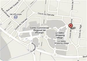 Centre Commercial Marne La Vallée Val D Europe : val d europe plan 28 images val d europe kl 233 kl ~ Dailycaller-alerts.com Idées de Décoration