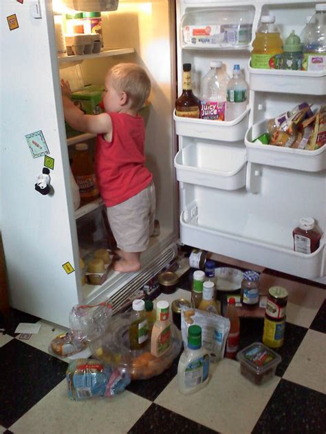 Clean That Fridge!   Stay At Home Mum