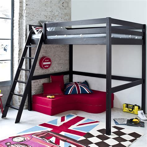 chambre avec lit mezzanine lit enfant mezzanine avec galerie et chambre avec lit