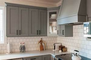 Are grey kitchen cabinets better than white warline for Best brand of paint for kitchen cabinets with outside wall art ideas
