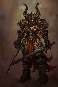 human barbarian outlander female - Google Search | D+D ...