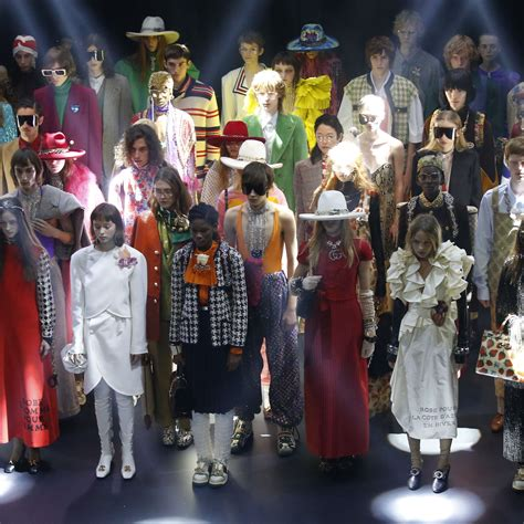 Inklusion In Der Modeindustrie 5 Millionenfonds Von Gucci