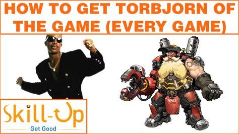 Torbjorn Memes - overwatch how to get torbjorn of the game every game youtube
