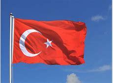 Große Türkei Flagge 150 x 250 cm FlaggenPlatzde
