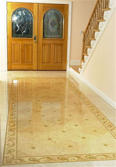Foundation Dezin & Decor : Natural stone polished floor