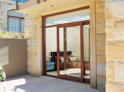 timber sliding doors patio doors stegbar