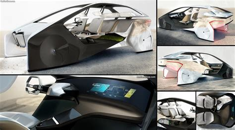 bmw   future concept  pictures information