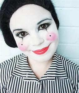 Karneval Gesicht Schminken : clown schminken anleitung und tipps f r das kost m ~ Frokenaadalensverden.com Haus und Dekorationen