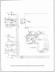 Under Hood Wiring Schematic For 1978 Cheny Blazer