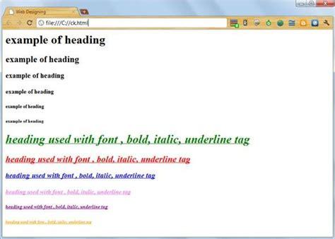 how to design amazing web pages using basic html 171 forward