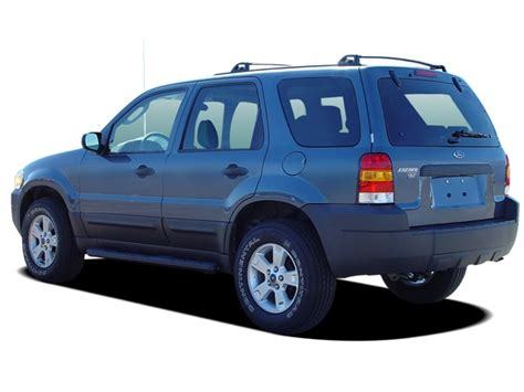 2005 Ford Escape Reviews by 2005 Ford Escape Reviews And Rating Motortrend