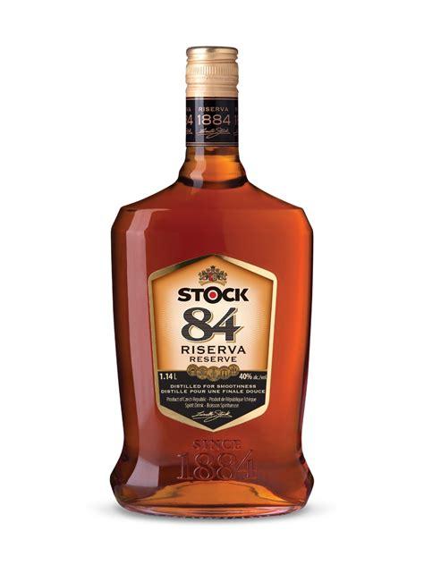 Stock 84 Brandy | LCBO