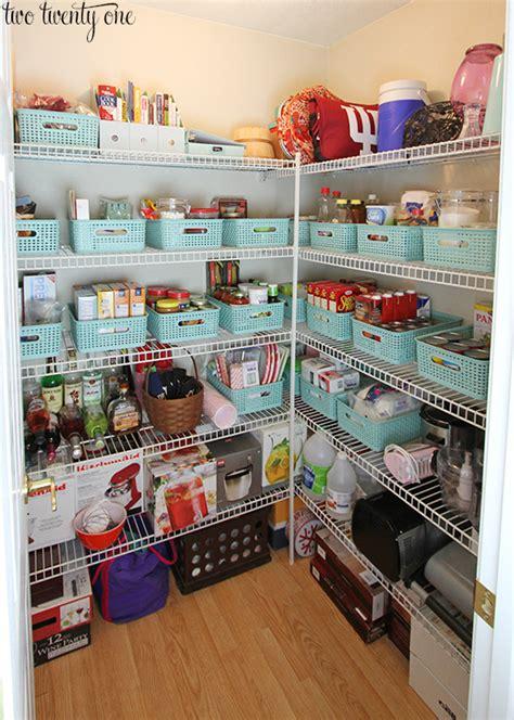 Organizing Pantries 10 Realistically Organized Pantries Christinas Adventures