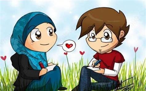 gambar anime islam romantis gambar anime romantis islam fileminimizer informasi buat