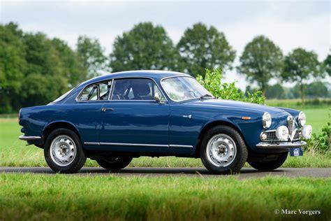 Alfa Romeo Giulia 1600 Sprint, 1962  Welcome To
