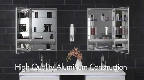 Robern M Series by Robern M Series Mirrored Bathroom Cabinet Tvid Built