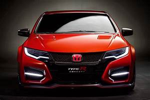Honda NSX Concept and Civic Type R Concept for Goodwood ...
