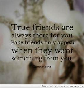 Fake Friends Qu... Phony Friend Quotes
