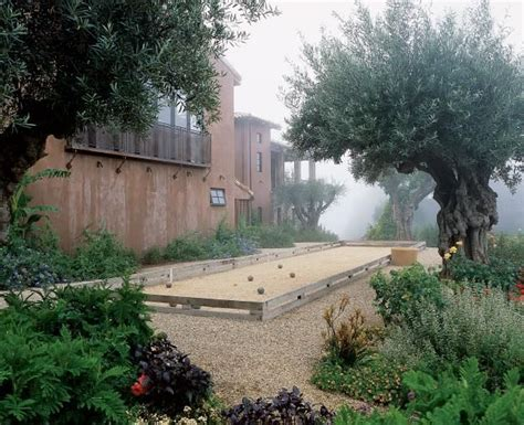 backyard bocce court bocce court edge all things sports pinterest