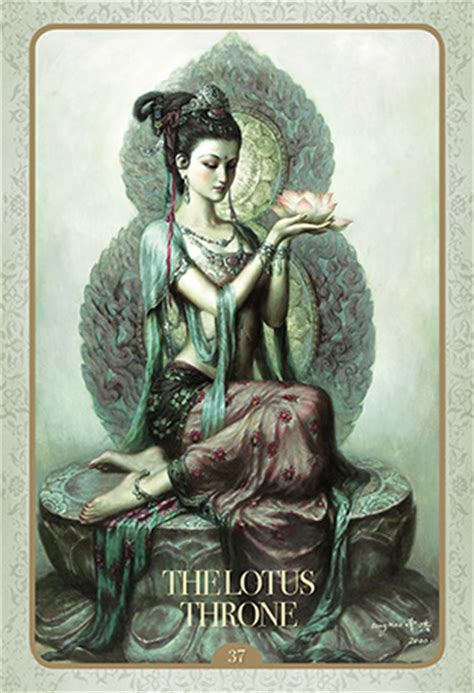 blue angel publishing kuan yin oracle alana fairchild