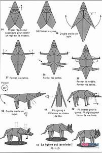 Advanced Origami Tiger Instructions