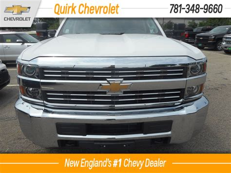 New 2017 Chevrolet 3500hd Service Body Work Truck Extended