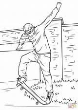 Skateboard Skateboarding Ramps Entitlementtrap Skateboarder Jazda Deskorolce Delaney Drukuj sketch template