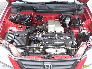 2001 Honda Cr
