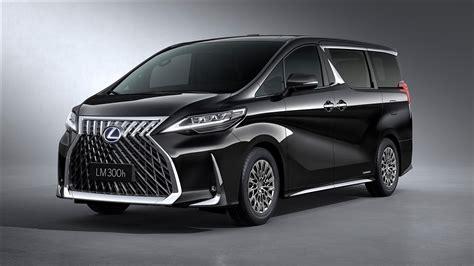 lexus lm   luxurious minivan youll