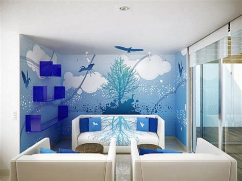 home design wallpaper ideas for bedrooms bedroom murals adults tree wall pertaining to 89
