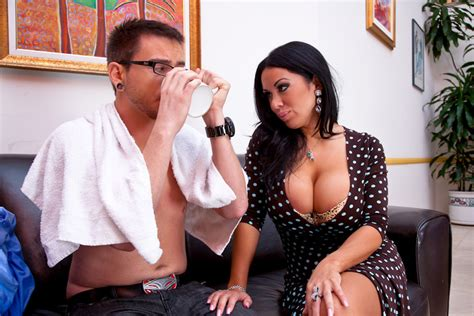 Sienna West And Dane Cross In My First Sex Teacher Busty Moms Video