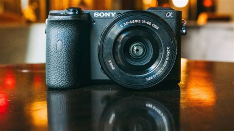 Sony a6600 - Review 2019 - PCMag India