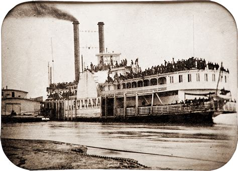 Steamboat Us by Sultana Steamboat