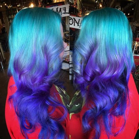 Hair In The Blue Hair Category