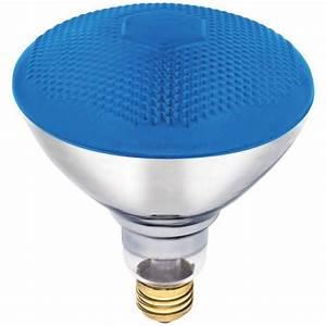 Westinghouse br flood light bulb blue by