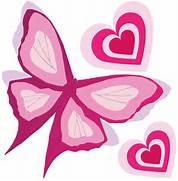 Butterflies Pink Butte...