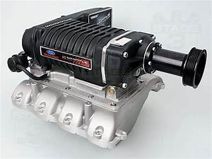 2005-2010 Mustang GT Whipple W140AX 500hp Supercharger Kit ...