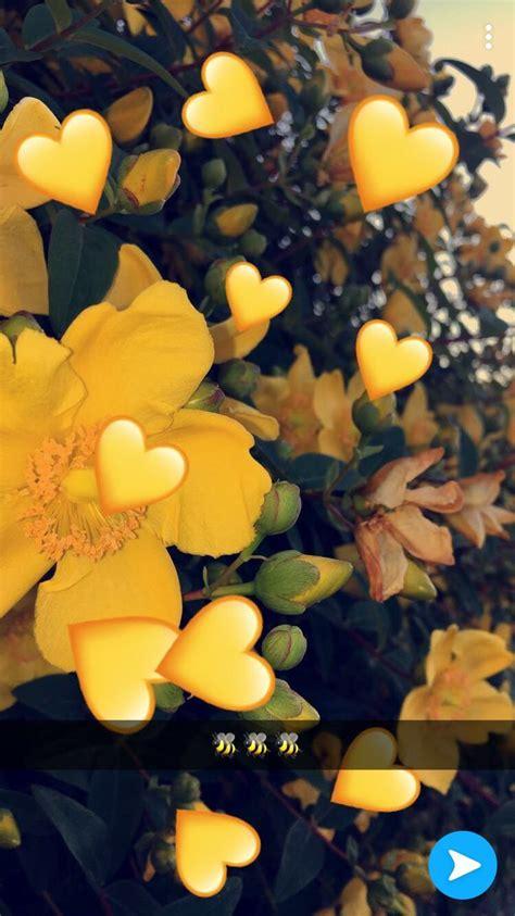 yellow aesthetic aesthetic snapchat yellow