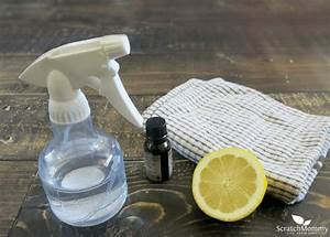 homemade wood cleaner it39s wood polish too scratch mommy With homemade furniture polish mineral oil