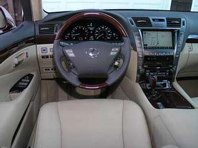 old car manuals online 2007 lexus ls user handbook 2007 lexus ls 460 preview carparts com