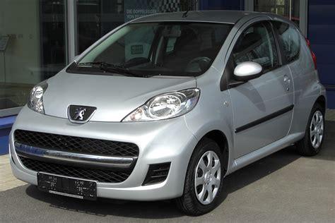 Modelli Peugeot обзор модели Peugeot 107