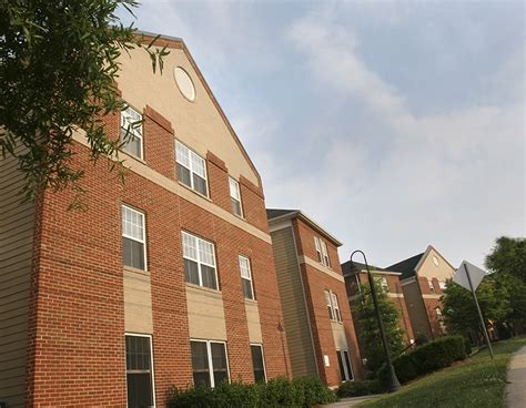 campus housing winston salem state university