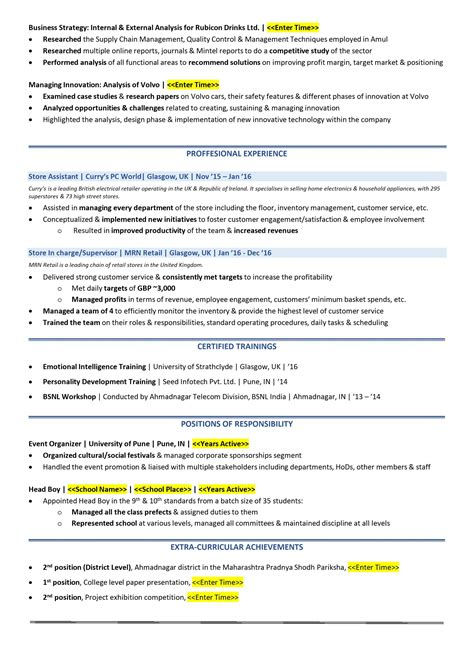 College Student Resume Exles by Student Resume 2019 Guide To College Student Resume