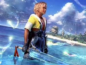 Final Fantasy 10 X FFX Official Wallpapers